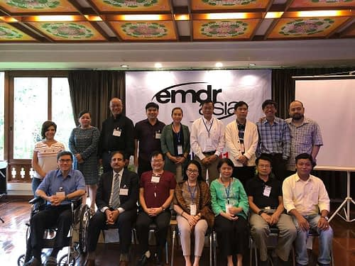 4th EMDR Asia conference@Thailand@3rd to 5th January 2020