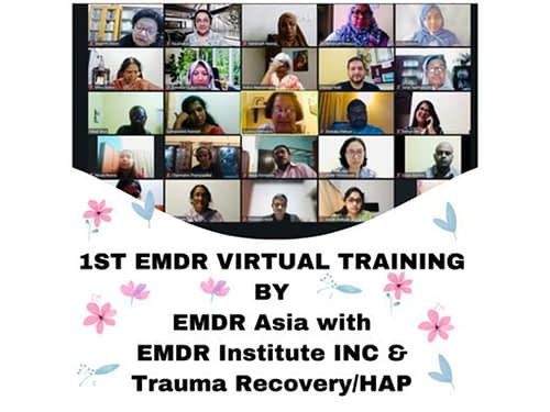 EMDR Training in Sri Lanka